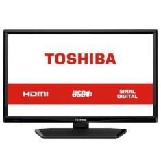 """TV LED 24"""" Toshiba 24L1700 1 HDMI"""