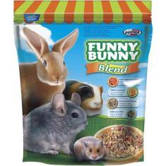 Imagem de Ração Supra Funny Bunny Blend Coelhos E Pequenos Roedores - 500 G