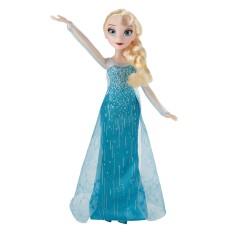 Imagem de Boneca Frozen Elsa Classica Hasbro