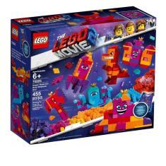 Imagem de Lego Movie 2 Caixa De Construção Da Rainha Watevra 455 Peças