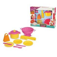 Imagem de Jogo De Cozinha Infantil Kitchen Jantarzinho - Nig