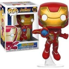 Imagem de Funko pop marvel avengers infinity war iron man homem de ferro #285