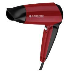 Imagem de Secador de Cabelo Cadence Beauté Rouge SEC159 Dobrável Potência 1200 Watts