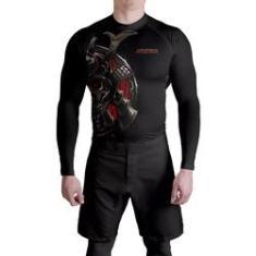 Imagem de Rash Guard Naja Samurai Armor Atlética