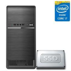 PC EasyPC 27251 Intel Core i7 16 GB 240 Linux HDMI