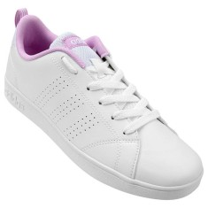 74ce4cba904 Tênis Adidas Infantil (Menina) Casual Vs Advantage Clean K