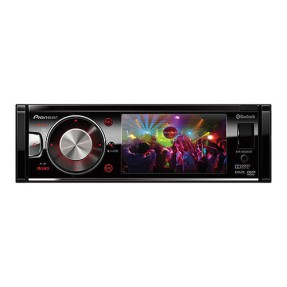 "DVD Player Automotivo Pioneer 4 "" DVH-8680AVBT Bluetooth Entrada para camêra de ré"