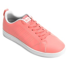 a53b83348 Tênis Adidas Feminino Casual Vs Advantage Clean