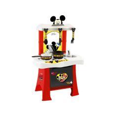 Imagem de Brinquedo Infantil Cozinha Mickey Disney Xalingo
