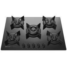Imagem de Cooktop Electrolux Pro Series GV75P 5 Bocas Acendimento Superautomático