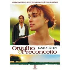 Imagem de Orgulho e Preconceito - Edição de Luxo Bilíngue - Austen, Jane - 9788580700190