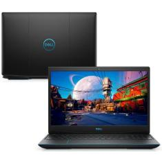 """Imagem de Notebook Dell G3 G3-3500-U10P Intel Core i5 10300H 15,6"""" 8GB SSD 256 GB GeForce GTX 1650 10ª Geração"""