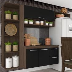 Imagem de Cozinha Compacta 2 Gavetas 3 Portas Linda At.Home