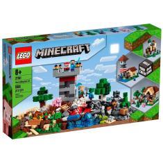 Imagem de A Caixa de Minecraft 3.0 - Lego Minecraft 21161