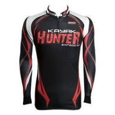 Imagem de Camiseta De Pesca Kayak Hunter Brk - M