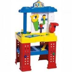 Imagem de Brinquedo Bancada de Trabalho com Ferramentas Calesita 0450
