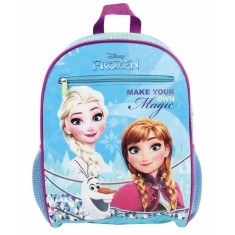 Mochila Escolar Dermiwil Disney Frozen Effect G 30190
