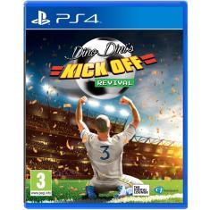 Jogo Dino Dinis Kick Off Revival PS4 The Digital Lounge