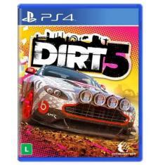 Jogo DIRT 5 PS4 Codemasters
