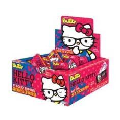 Imagem de Chiclete Buzzy Tutti Frutti Hello Kitty 40 unidades
