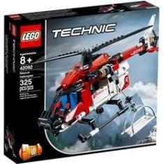 Imagem de Lego Helicoptero Do Salvamento Technic - 42092