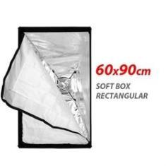 Imagem de Softbox 60x90cm Tipo Sombrinha