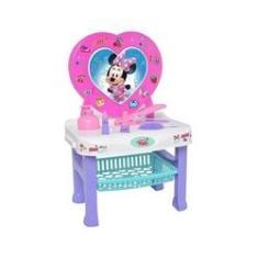 Imagem de Penteadeira Infantil Minnie Disney Com Acessórios Mielle