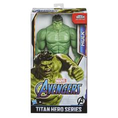 Imagem de Boneco Hulk Titan Hero Deluxe E7475 - Hasbro