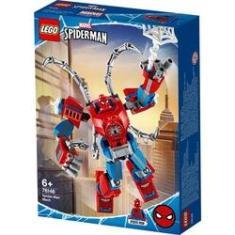 Imagem de Lego Marvel Super Heroes Robô Homem Aranha 152 Peças - 76146