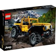 Imagem de Jeep Wrangler - Lego Technic 42122