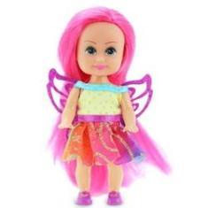 Imagem de Boneca Sparkle Girlz Mini Super Fada Brilhante Dtc