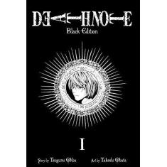 Death Note Black Edition, Vol. 1 - Capa Comum - 9781421539645