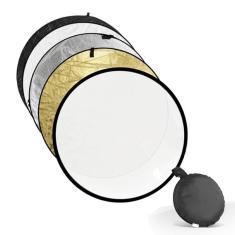 Imagem de Rebatedor Circular 5x1 - 110cm Dobrável