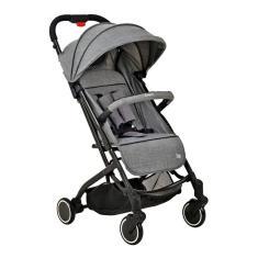 Imagem de Carrinho de Bebe Dobravel e Compacto - ZAP Gray da Burigotto