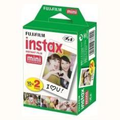 Imagem de Filme Instax Mini com 20 Fotos - Fujifilm
