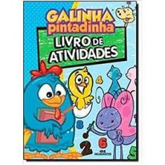 Imagem de Galinha Pintadinha - Livro De Atividades