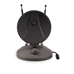 Antena de TV Rádio Interna com Receptor Indusat AI-200I