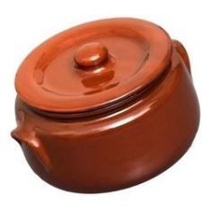 Imagem de Caçarola Para Feijoada Caldo E Sopa De Barro N°6 11 Litros