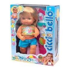 Imagem de Boneco Bebê Cicciobello Fica Bronzeado - Dtc