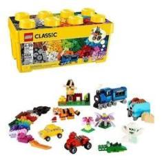 Imagem de Lego Classic 10696 Caixa Media Com 484 Peças Criativas