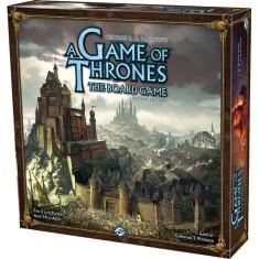 Jogo A Guerra dos Tronos: Board Game Galápagos