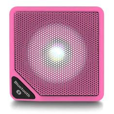 Caixa de Som Bluetooth Multilaser Cubo Speaker