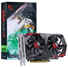 Placa de Video NVIDIA GeForce GTX 1050 2 GB GDDR5 128 Bits PCYes PA1050GTX12802G5