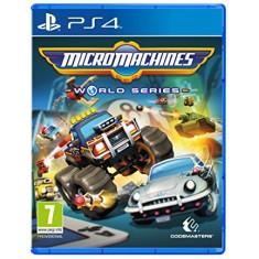 Jogo Micro Machines World Series PS4 Codemasters
