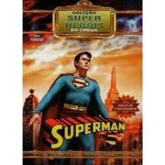 Imagem de Dvd Superman- Coleção Super Heróis Do Cinema