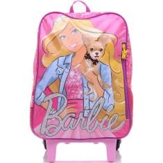 Imagem de Mochila com Rodinhas Escolar Sestini Barbie 16M 63844 G