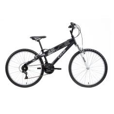 Bicicleta Caloi Star Wars 21 Marchas Aro 26 Suspensão Dianteira Freio V-Brake Star Wars