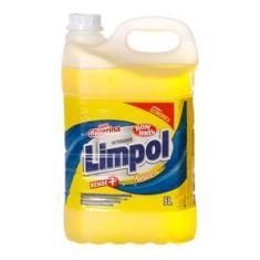Imagem de Detergente Líquido Limpol Neutro com 5 Litros