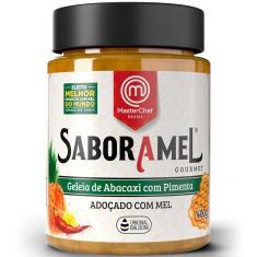 Imagem de Geléia Saboramel Abacaxi com Pimenta e Mel 400gr - Baldoni