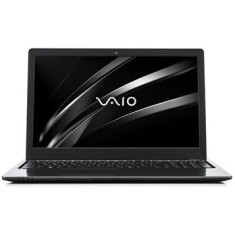 "Notebook Vaio Fit 15S Intel Core i3 7100U 7ª Geração 4GB de RAM HD 1 TB 15,6"" Windows 10 VJF155F11X-B0131B"